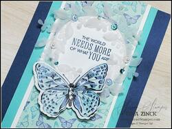 Fun fold card tina zinck serene stamper min