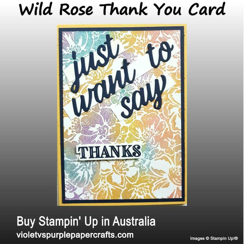 Wild rose thank you card 02