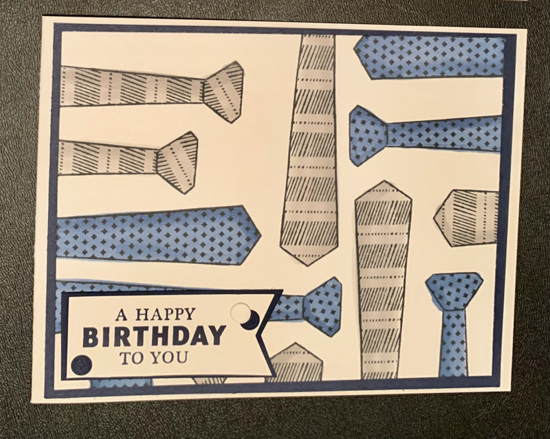 Well suited   hbd tie