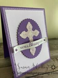 Purple cross card1
