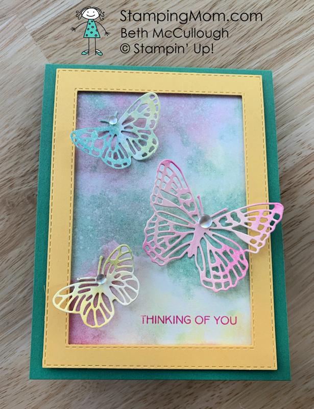 Buttefly bouquet