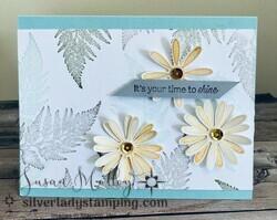 Daisy lane card 1