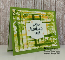 Stampin up forever fern 3 wm