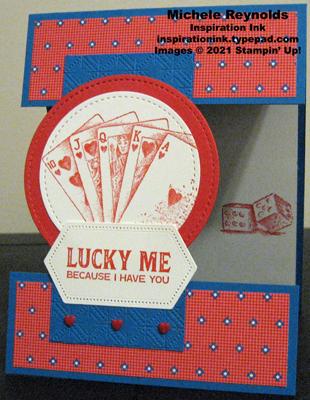 Game on lucky me fun fold open watermark