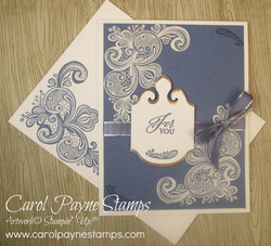 Stampin up elegantly said carolpaynestamps1