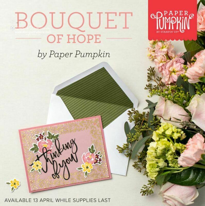 Insta bouquet of hope