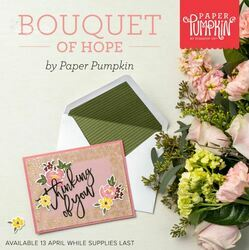 Insta bouquet of hope