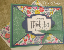 Stampin up so sentimental carolpaynestamps1
