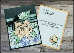 Tina zinck pocket card good morning magnolia stampin up serenestamper min