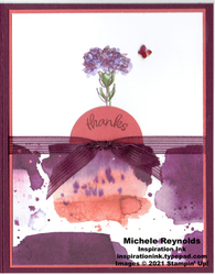 Inspiring iris carnation thanks watermark