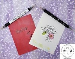 Emboss   refill blending pens  1