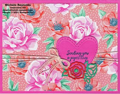 Comfort   hope roses paper hug watermark