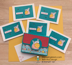Snailed it  notecard gift set  1