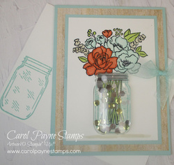 Stampin up jar of flowers carolpaynestamps3