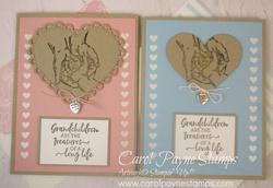 Stampin up treasures of life carolpaynestamps1