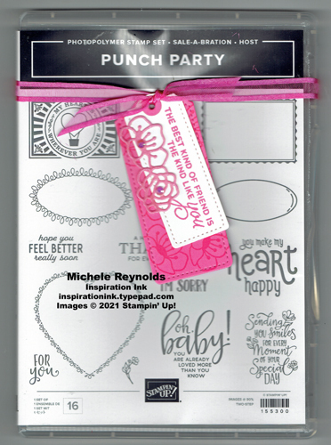 Always in my heart polished pink tag watermark