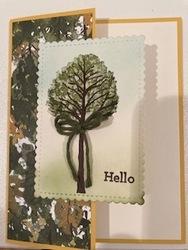 Tree flap