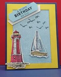 Sailing home birthday a wittrig