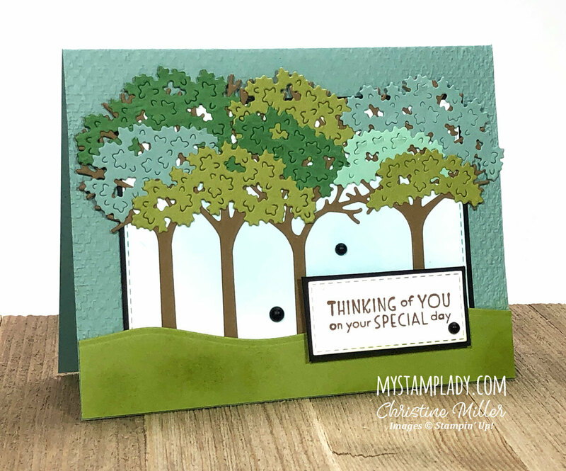 Special days trees