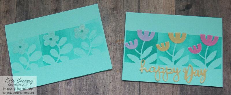 All squared away  simplestamping pair