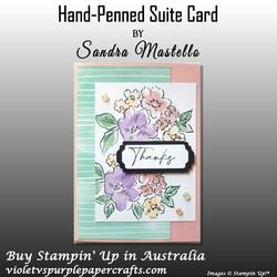 Hand penned suite card 05