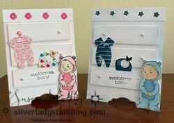 Baby bureau cards