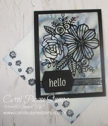 Stampin up artistically inked glitter ribbon carolpaynestamps1