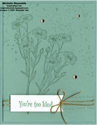 Quiet meadow kind bouquet watermark