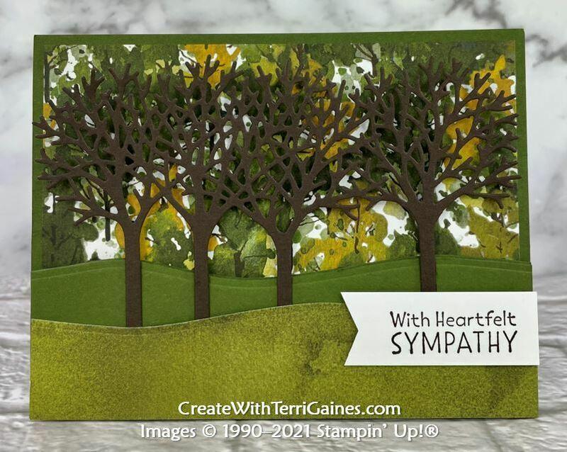 Canopy tree card   5