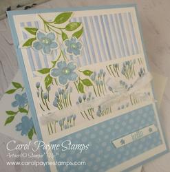 Stampin up balmy blue sweet as a peach carolpaynestamps3  2