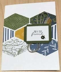 Dandy garden punch card