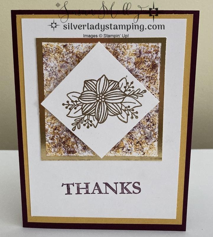 June paper pumpkin card