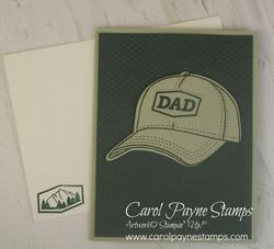 Stampin up hats off carolpaynestamps4