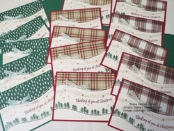 2021 summer christmas cards done