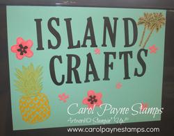 Stampin up timeless tropical carolpaynestamps1
