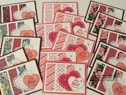 2021 summer valentine cards
