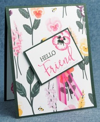 June thank you card