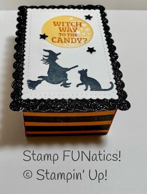 Firghtfully cute candy box