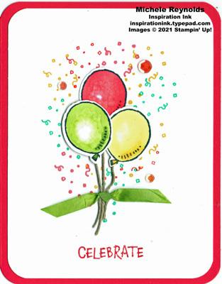 Hey birthday chick balloon bunch celebration watermark