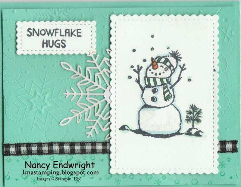 Snowman season and snowbody better