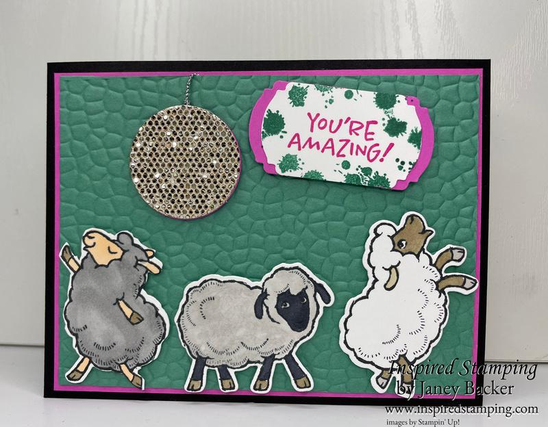 Counting sheep backer ics
