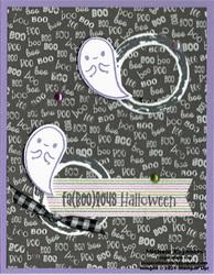 Cutest halloween ghost wormholes watermark