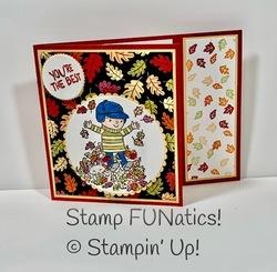 Seasons of fun birthday gift card holder