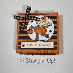 Seasons of fun halloween treat box