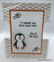 Penguin playmates