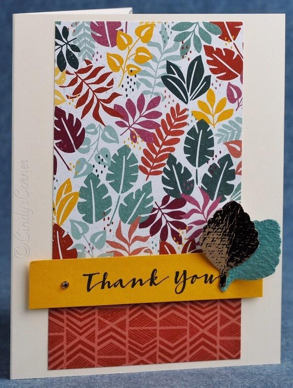 July cust thank you card