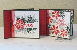 2021 christmas merriest moments stamp set