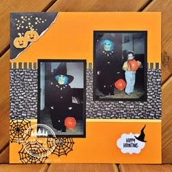 Cute halloween fromwhereistamp