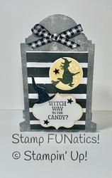 Firghtfully cute witch box