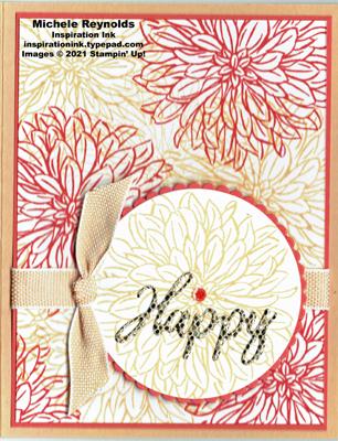 Delicate dahlias happy blooms watermark